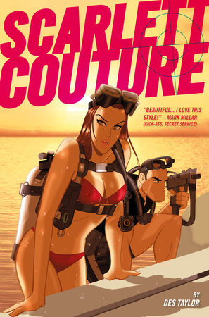 Scarlett Couture by Des Taylor