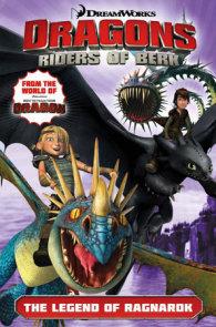 Dragons: Riders of Berk - Volume 5: The Legend of Ragnarok (How to Train Your Dragon TV)