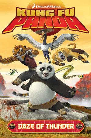 Kung Fu Panda: Daze of Thunder by Simon Furman and Lucas Ferreyra