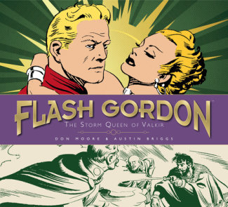 Flash Gordon Vol. 4: The Storm Queen of Valkir