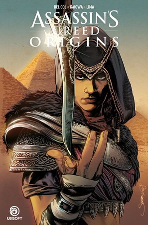 Assassin's Creed: Origins by Anthony Del Col