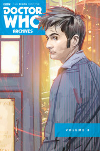 Doctor Who Archives: The Tenth Doctor Vol. 3