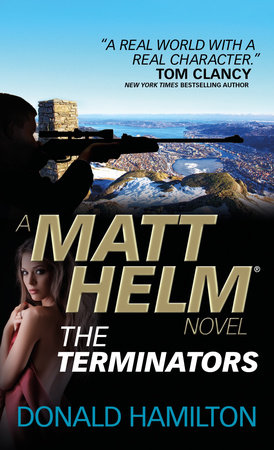 Matt Helm - The Terminators (EBK)