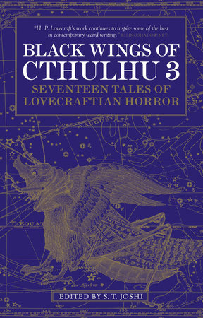 Black Wings of Cthulhu (Volume Three) by