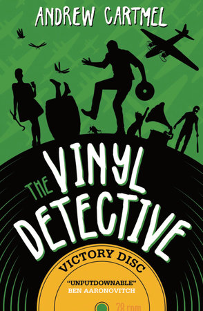 The Vinyl Detective - Victory Disc by Andrew Cartmel
