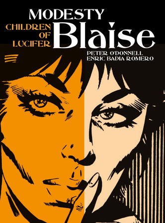 Modesty Blaise: The Children of Lucifer by Peter O'Donnell
