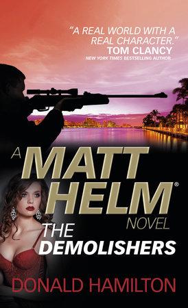 Matt Helm - The Demolishers by Donald Hamilton