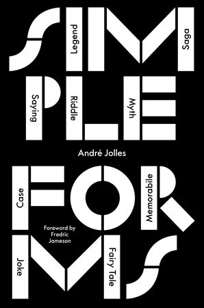 Simple Forms by André Jolles