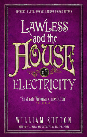 Lawless and the House of Electricity by William Sutton