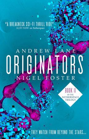 Originators (Netherspace #2) by Andrew Lane