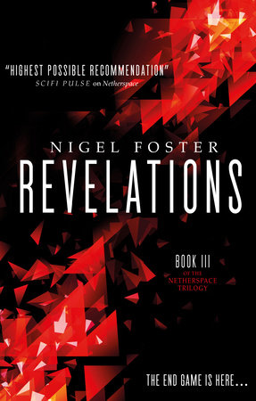Revelations (Netherspace #3) by Nigel Foster