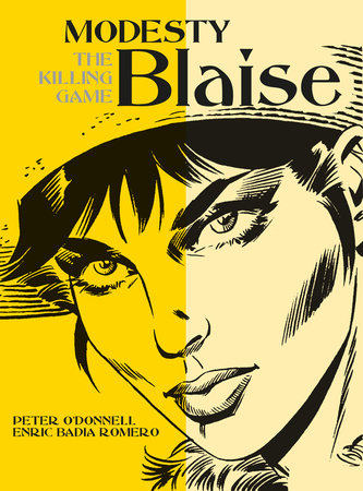 Modesty Blaise - The Killing Game by Peter O'Donnell