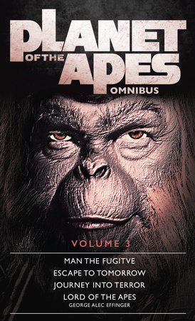Planet of the Apes Omnibus 3 by Titan Books