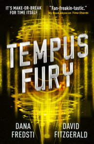 Time Shards - Tempus Fury