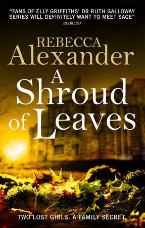 A Shroud of Leaves by Rebecca Alexander