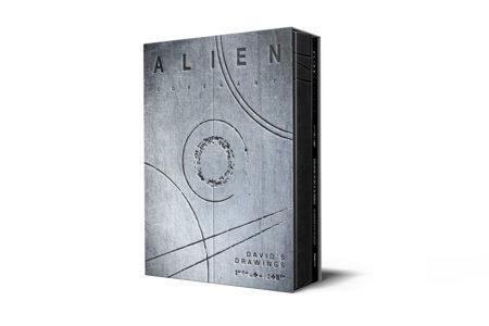Alien Covenant: David's Drawings by Dane Hallett and Matt Hatton
