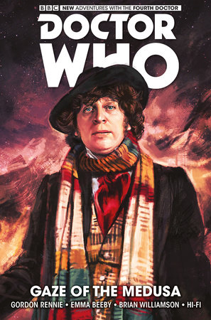 Doctor Who: The Fourth Doctor Volume 1 - Gaze of the Medusa by Gordon Rennie and Emma Beeby