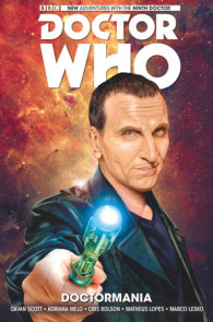 Doctor Who: The Ninth Doctor Vol. 2: Doctormania