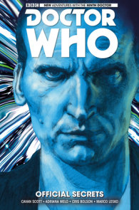Doctor Who: The Ninth Doctor Vol. 3: Official Secrets
