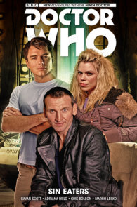 Doctor Who: The Ninth Doctor Vol. 4: Sin Eaters