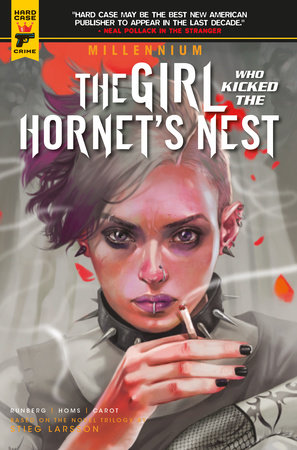 Millennium Vol. 3: The Girl Who Kicked the Hornet's Nest by Stieg Larsson and Sylvain Runberg