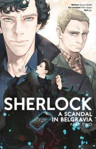 Sherlock: A Scandal in Belgravia Part 2