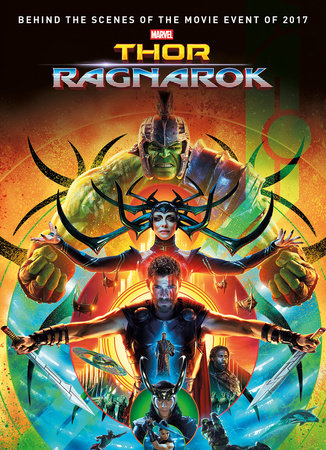 Thor: Ragnarok The Official Movie Special Book by Titan Magazines