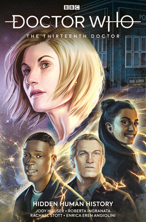 Doctor Who: The Thirteenth Doctor Vol. 2: Hidden Human History by Jody Houser