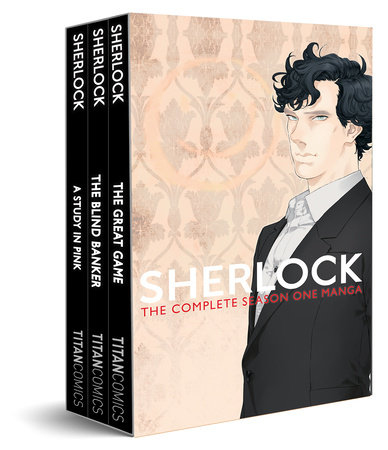 Sherlock Series 1 Boxed Set by Steven Moffat and Mark Gatiss