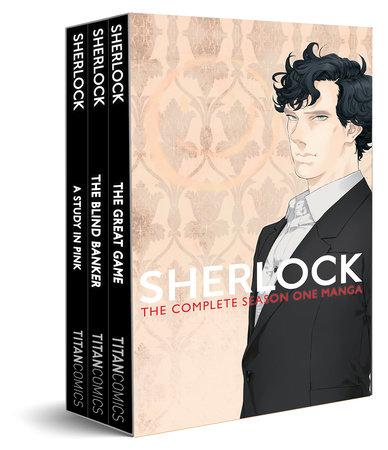 Sherlock: Series 1 Boxed Set by Steven Moffat and Mark Gatiss
