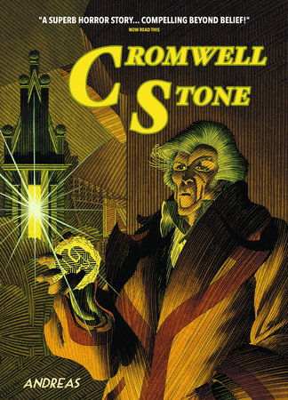 Cromwell Stone by Andreas