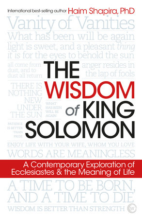 The Wisdom of King Solomon by Haim Shapira