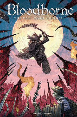 Bloodborne Vol. 4: The Veil, Torn Asunder by Ales Kot