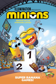Minions: Super Banana Games!