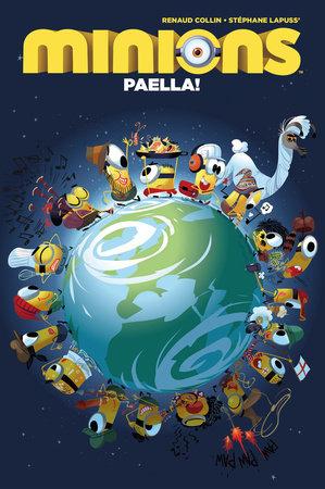 Minions Paella! by Stephane Lapuss'