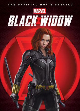 Marvel's Black Widow: The Official Movie Special Book by Titan Comics