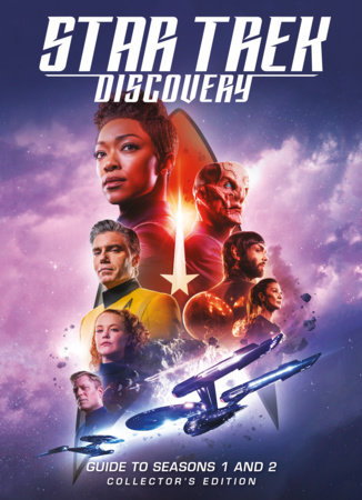 Star Trek Discovery: Guide to Seasons 1 and 2 Collector's Edition Book by Titan