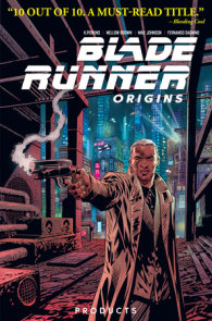 Blade Runner: Origins Vol. 1