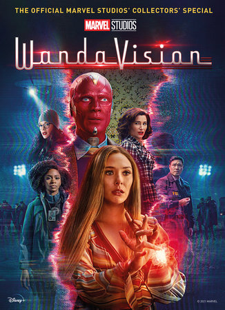 Marvel's WandaVision Collector's Special by Titan