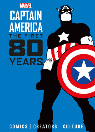 Marvel Comics: Captain America: The First 80 Years by Titan Comics