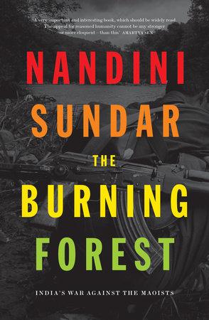 The Burning Forest by Nandini Sandar