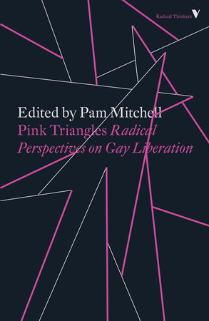 Pink Triangles by Pam Mitchell