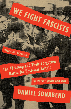 We Fight Fascists by Daniel Sonabend