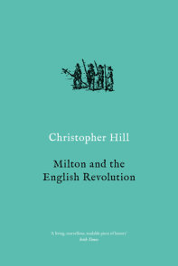 Milton and the English Revolution