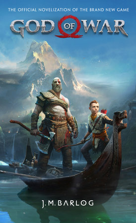 God of War - The Official Novelization by J. M. Barlog
