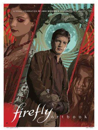 Firefly - Artbook by Titan Books