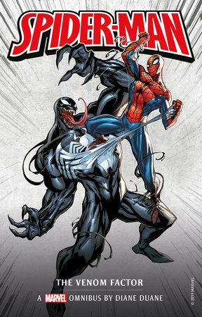 Marvel classic novels - Spider-Man: The Venom Factor Omnibus by Diane Duane