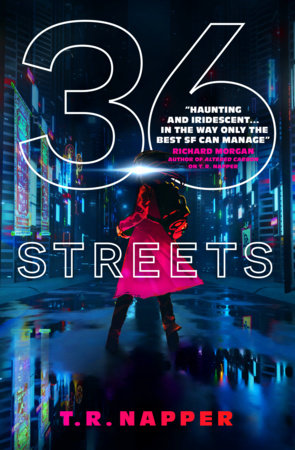 36 Streets by T.R. Napper