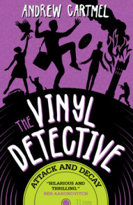 The Vinyl Detective - Attack and Decay