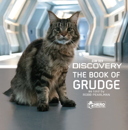 Star Trek Discovery: The Book of Grudge by Robb Pearlman